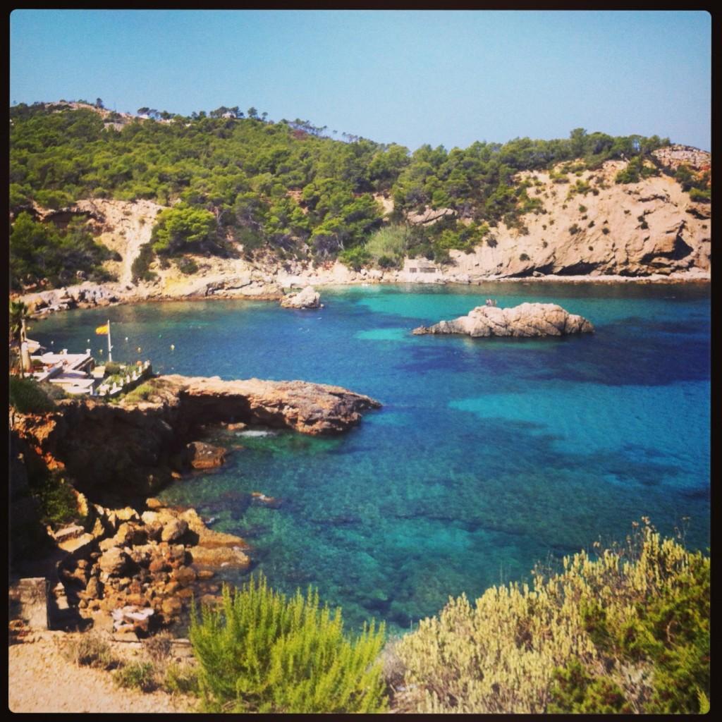 The beautiful Cala Xarraca