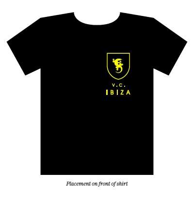VC Ibiza Tee Front