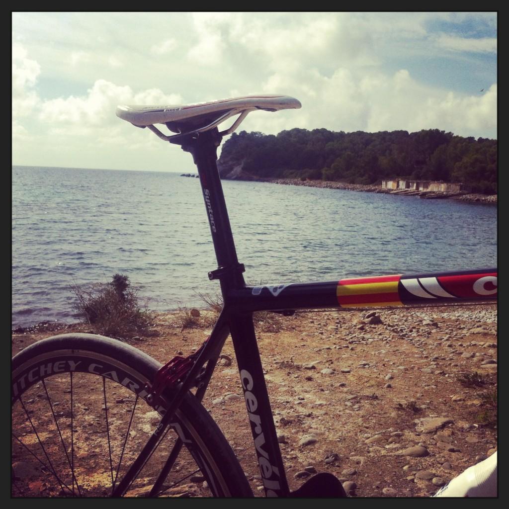 Cala Xarcu and some carbon fiber