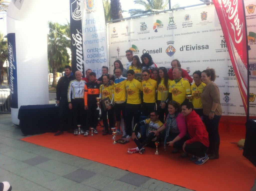 Congrats to all the category winners! Viva la Vuelta